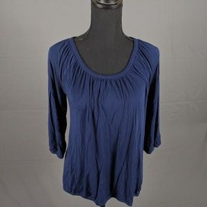Willi Smith blouse (A78)